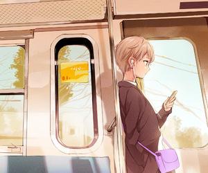 anime and pixiv image