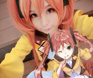 cosplay and black bullet image