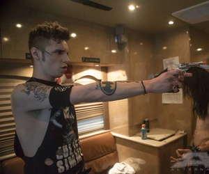 andy, black veil brides, and andy sixx image
