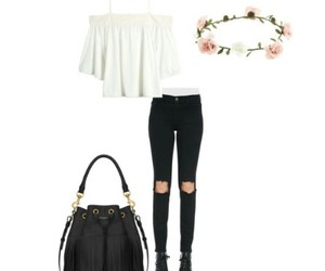 spring outfit cute image