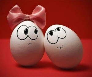 eggs, egg, and couple image