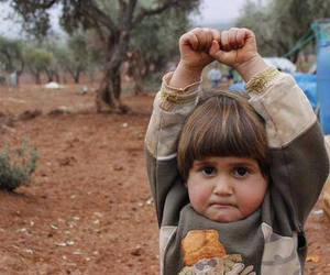 syria, child, and war image