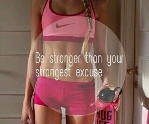 fitness, motivation, and strong image