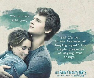tfios, the fault in our stars, and augustus image