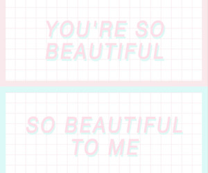 pastel, quote, and text image