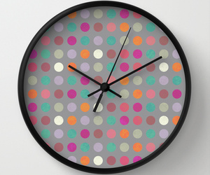 circles, clock, and design image