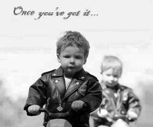 motorcycles, riders, and cute image