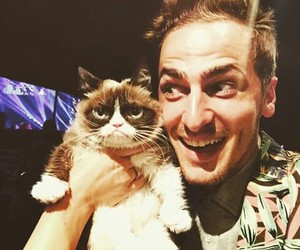 cat, kendall schmidt, and Kendall image