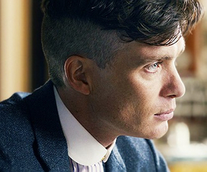 cillian murphy, peaky blinders, and tommy shelby image