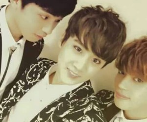 niel, changjo, and teen top image