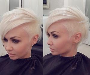 blond, nice, and girl image
