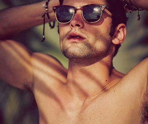 model and Sean O'Pry image