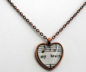 heart, jewelry, and life image