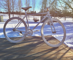 bike, bycicle, and design image