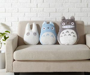 totoro, kawaii, and cute image