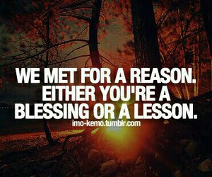 quote, blessing, and lesson image