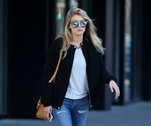 gigi hadid, fashion, and style image