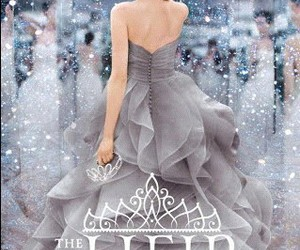 the heir, the selection, and kiera cass image