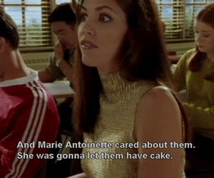 marie antoinette, tv, and buffy the vampire slayer image