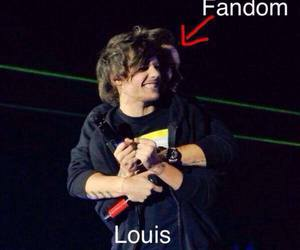 1d, louis, and louis tomlinson image