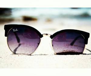summer, accessories, and beach image