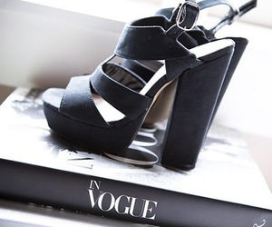 fashion, shoes, and vogue image