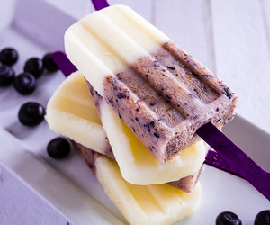dessert, food porn, and ice lolly image