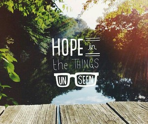 glasses, love, and hope image