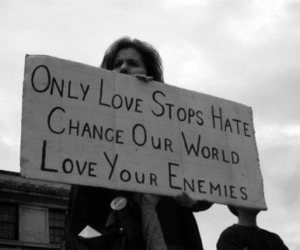 love, world, and change image