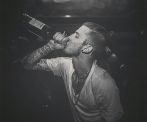 party, wild boy, and mgk image