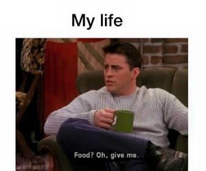 food, funny, and Joey image
