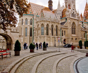 budapest, hungary, and medieval image