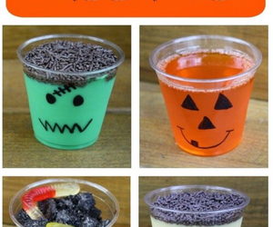 Halloween and jelly image