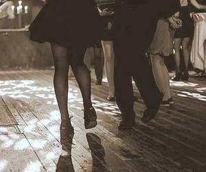 couple, dance, and dancing image