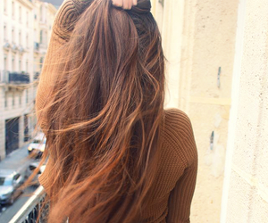 beauty, hairstyle, and girl image