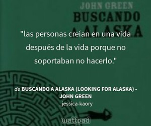 books, frases, and john green image