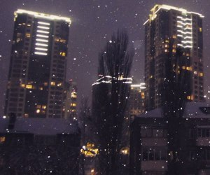 beautiful, winter, and kiev image