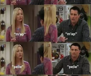 funny, phoebe, and show image