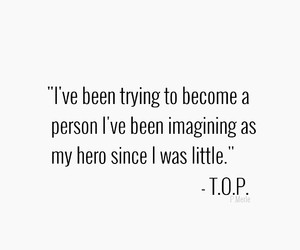 kpop and quote image