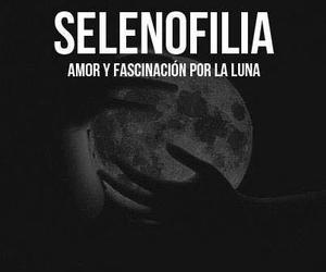 luna, selenofilia, and moon image