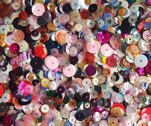 aesthetic, ocd, and buttons image