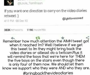 louis tomlinson, i want them back, and yass please image
