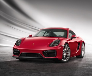 porsche, cayman, and gts image