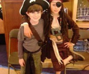 baby, pirata, and hermoso image