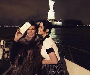 katy perry, celebrity, and kris jenner image