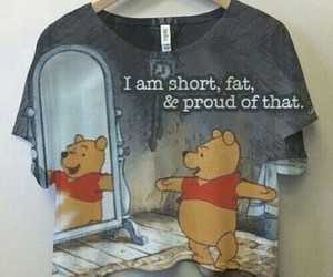 proud, fat, and pooh image