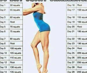 sport and squats image