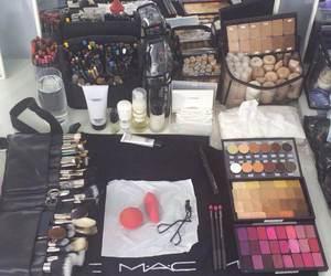 makeup, mac, and goals image