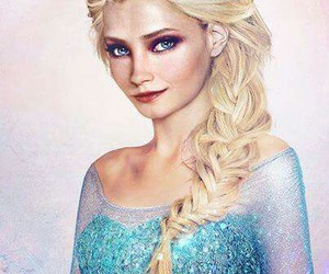 fan art, elsa, and frozen image