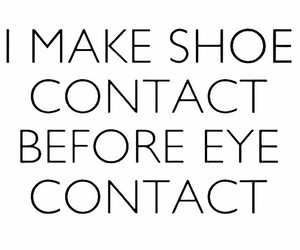 eye, funny, and quote image